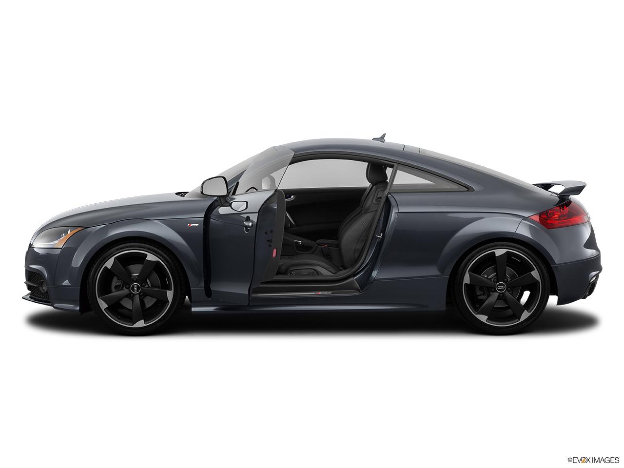 2015 Audi Tt Coupe S Tronic Quattro 2 0t Driver S Side