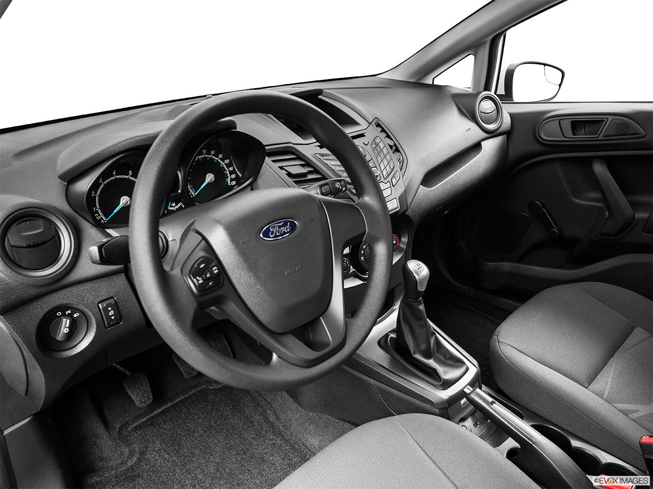 2014 Ford Fiesta Sedan S