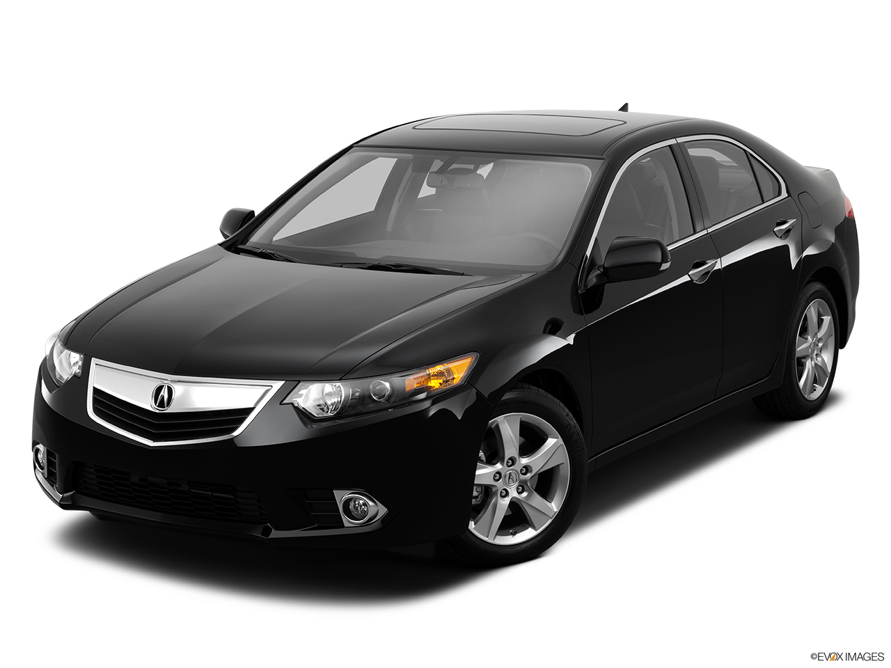 2014 acura tsx sedan i4 manual special edition front angle view