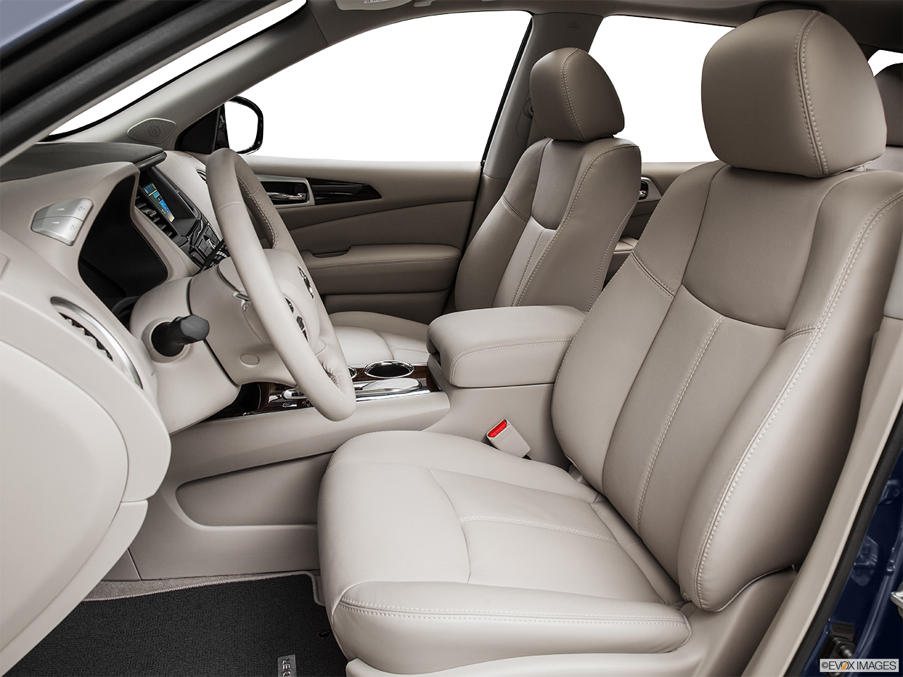 9443st1280051g 2014 nissan pathfinder 4wd sv hybrid front seats from drivers side vanachro Image collections