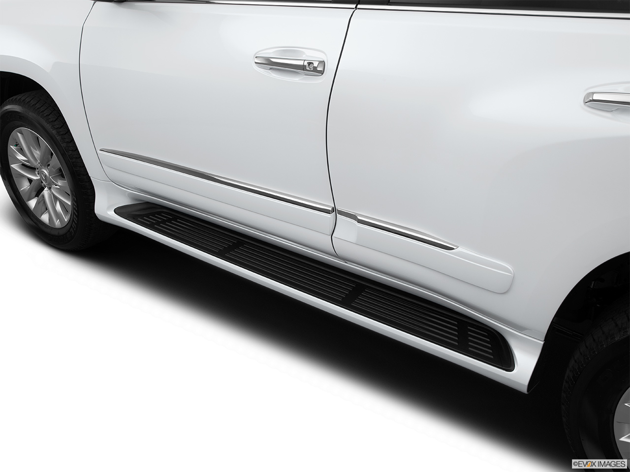 2014 Lexus Gx 460 4wd Step Bars And Running Boards