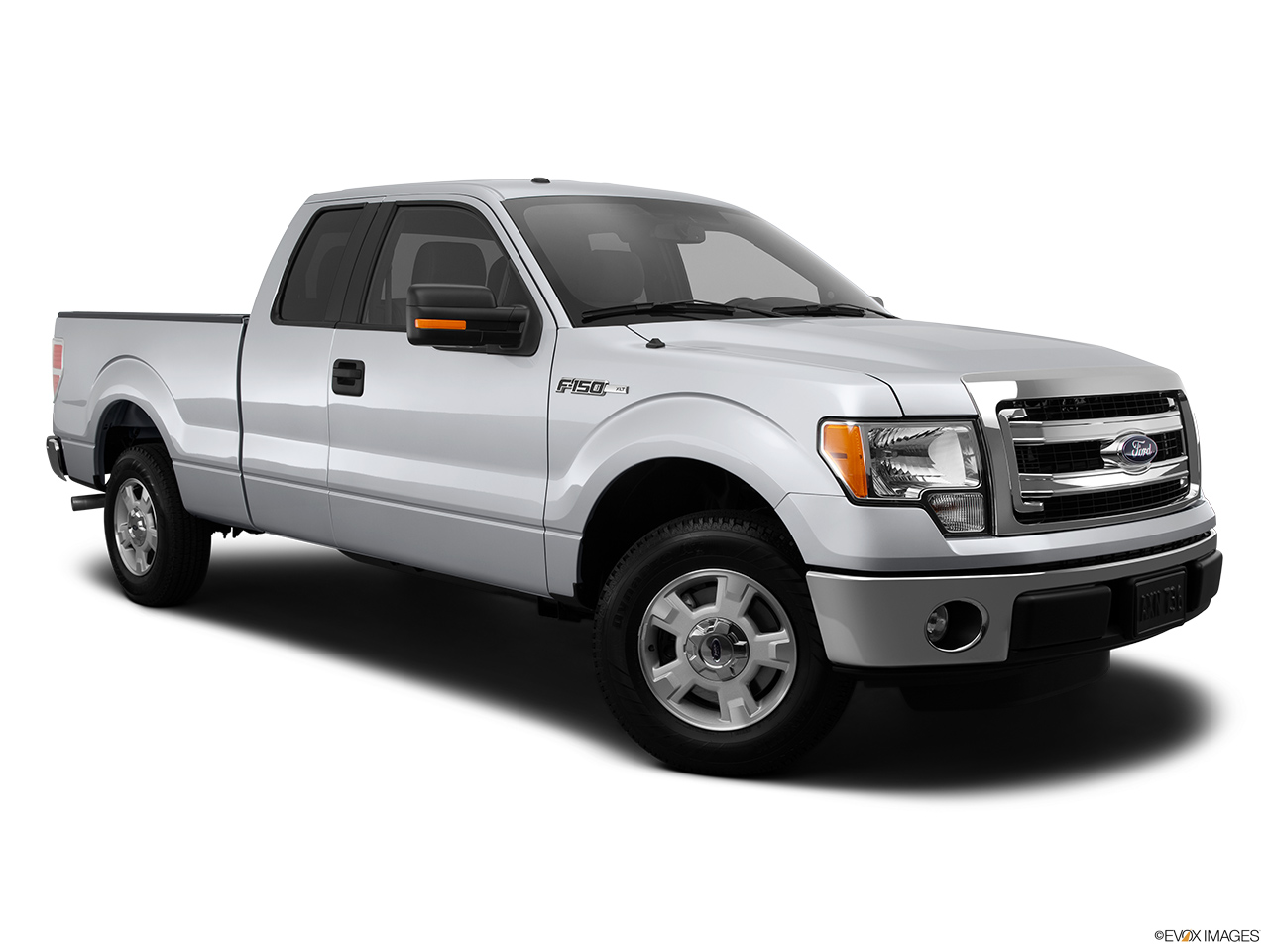 2014 ford f 150 4wd supercab 145 stx front passenger 3 4 w