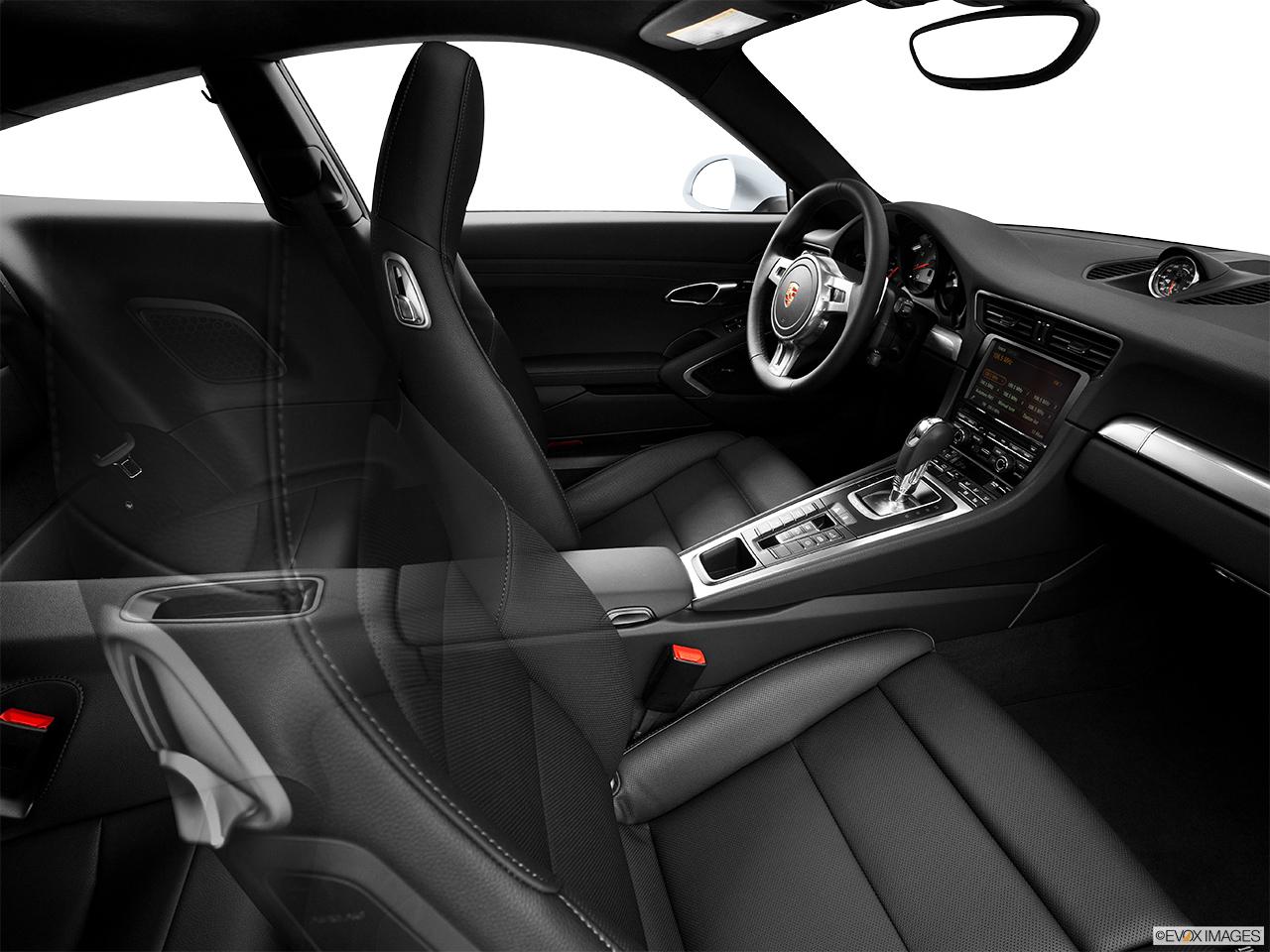 porsche 2015 4 door interior. 2014 porsche 911 coupe carrera 4 fake buck shot interior from passenger b pillar 2015 door