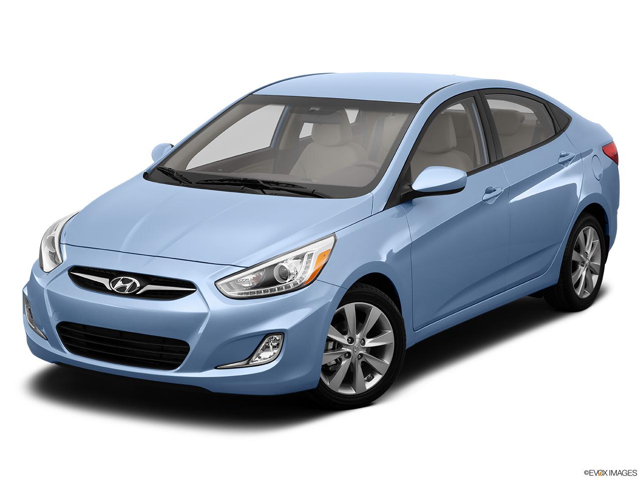 hyundai accent седан 2014