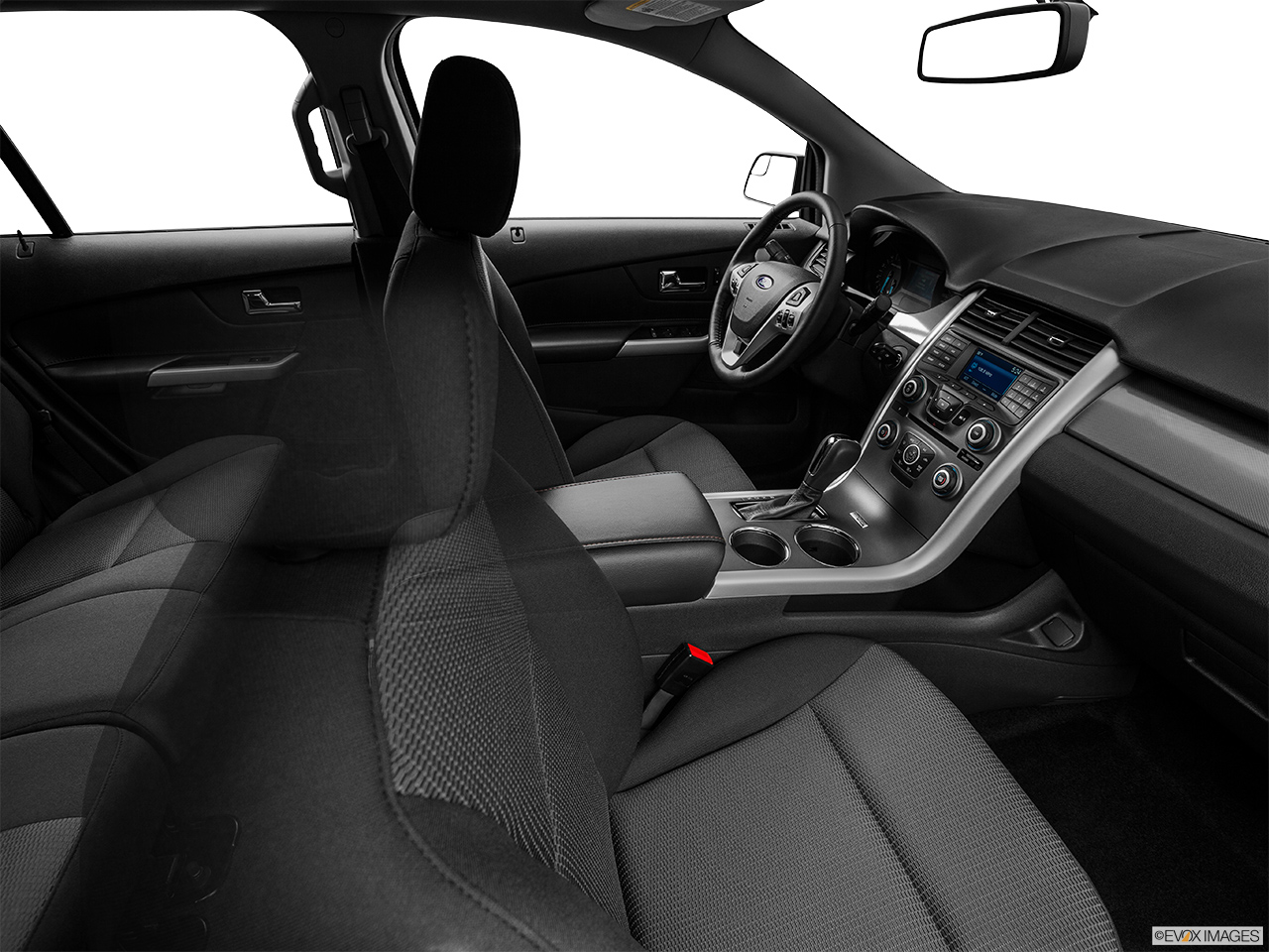 2015 Ford Edge 4 Door SEL FWD   Fake Buck Shot   Interior From Passenger B