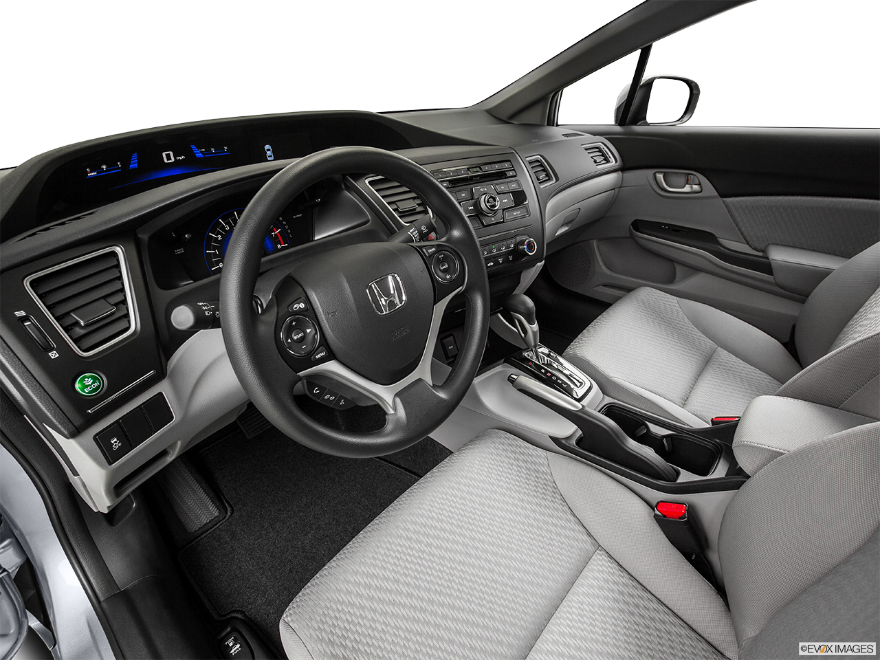2015 Honda Civic Sedan Manual LX   Interior Hero (driveru0027s Side)