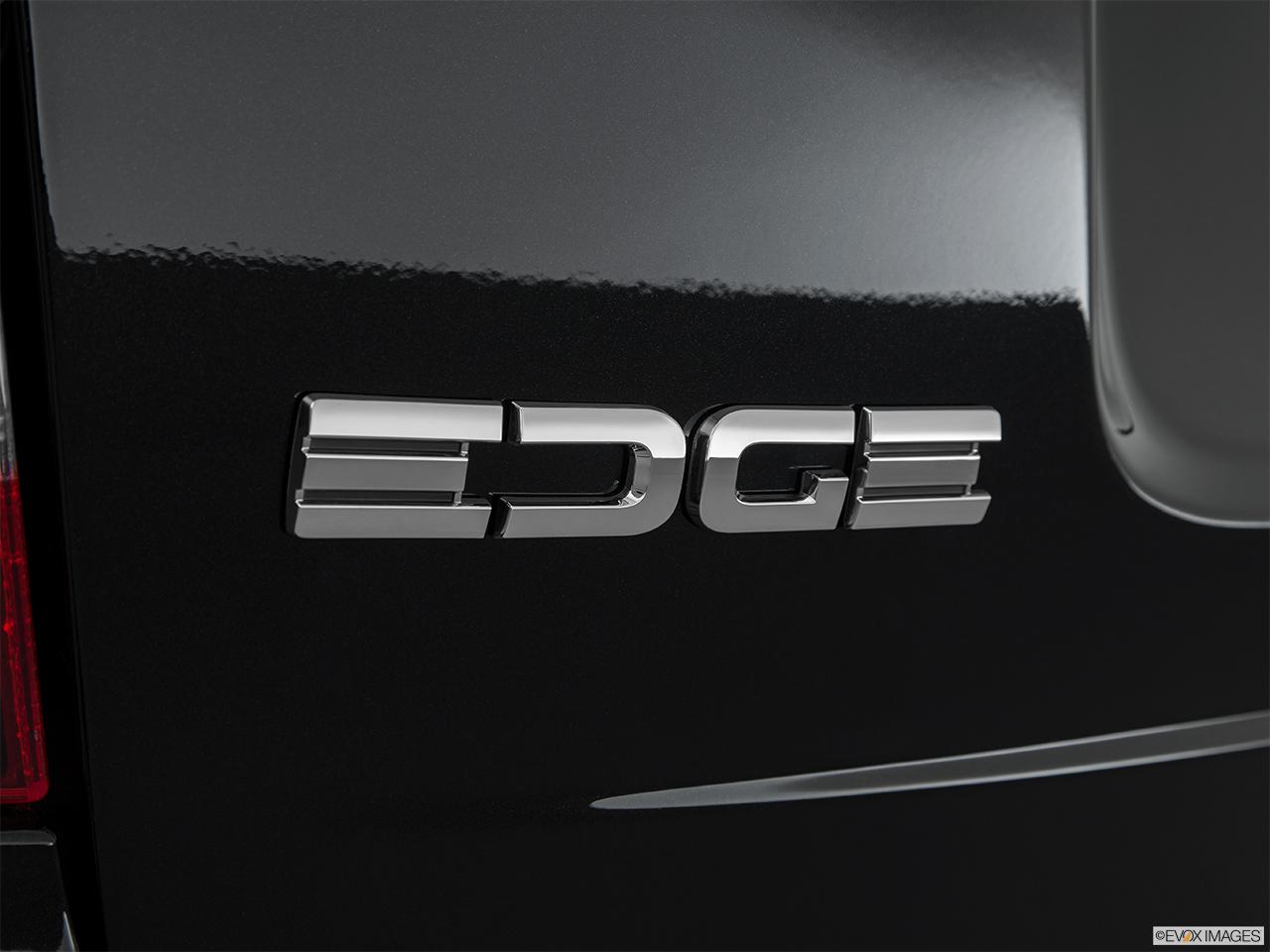 Ford Edge  Door Titanium Fwd Rear Model Badge Emblem