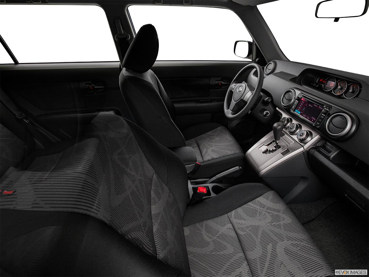 2014 scion xb interior. 2014 scion xb 5 door manual se wagon fake buck shot interior xb
