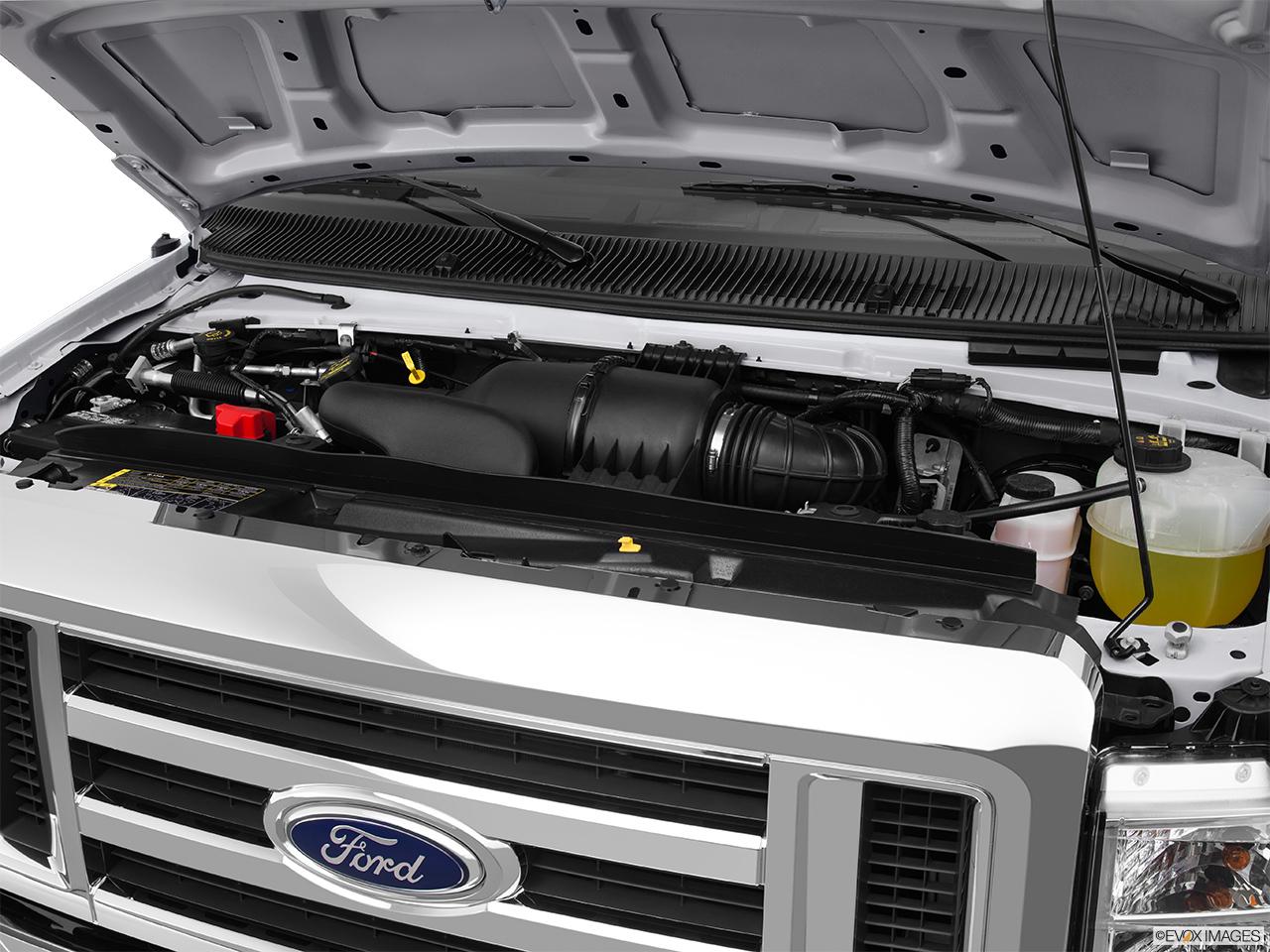 2014 ford econoline cargo van e 350 super duty recreational engine