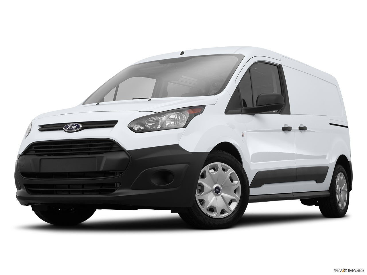 Ford Transit Connect >> 2014 Ford Transit Connect LWB XL - Front angle view, low wide perspective