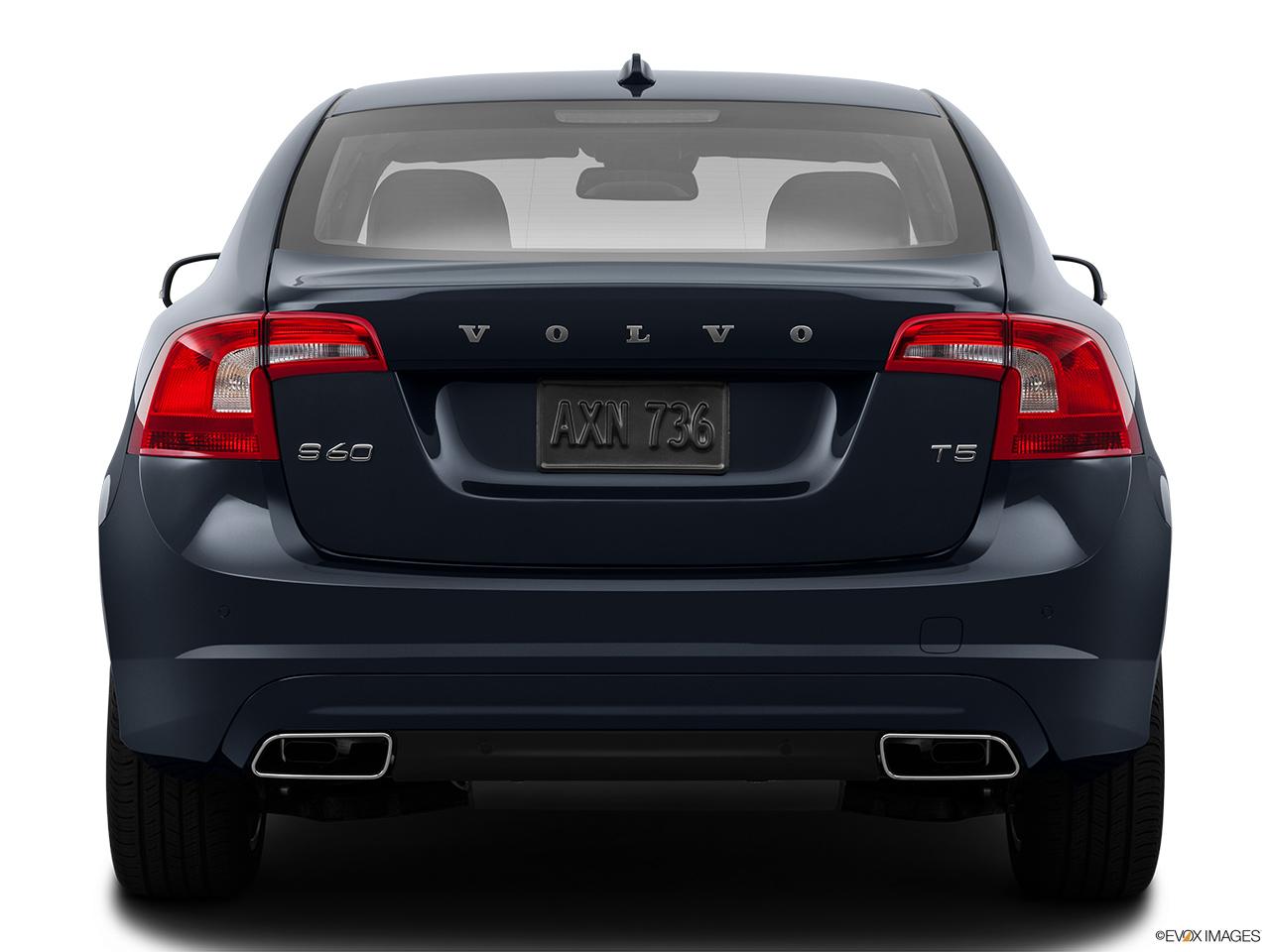 2015 volvo s60 t6 r design awd sedan low wide rear. Black Bedroom Furniture Sets. Home Design Ideas