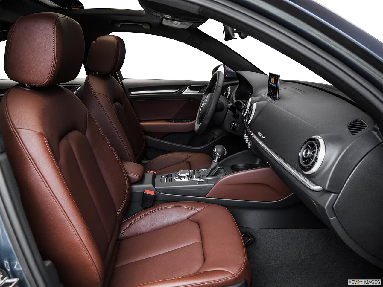 2015 Audi A3 Sedan Fwd 1 8t Prestige Passenger Seat