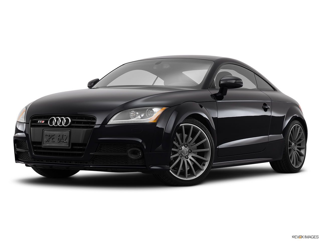 2015 Audi Tts Coupe S Tronic Quattro 2 0t Front Angle