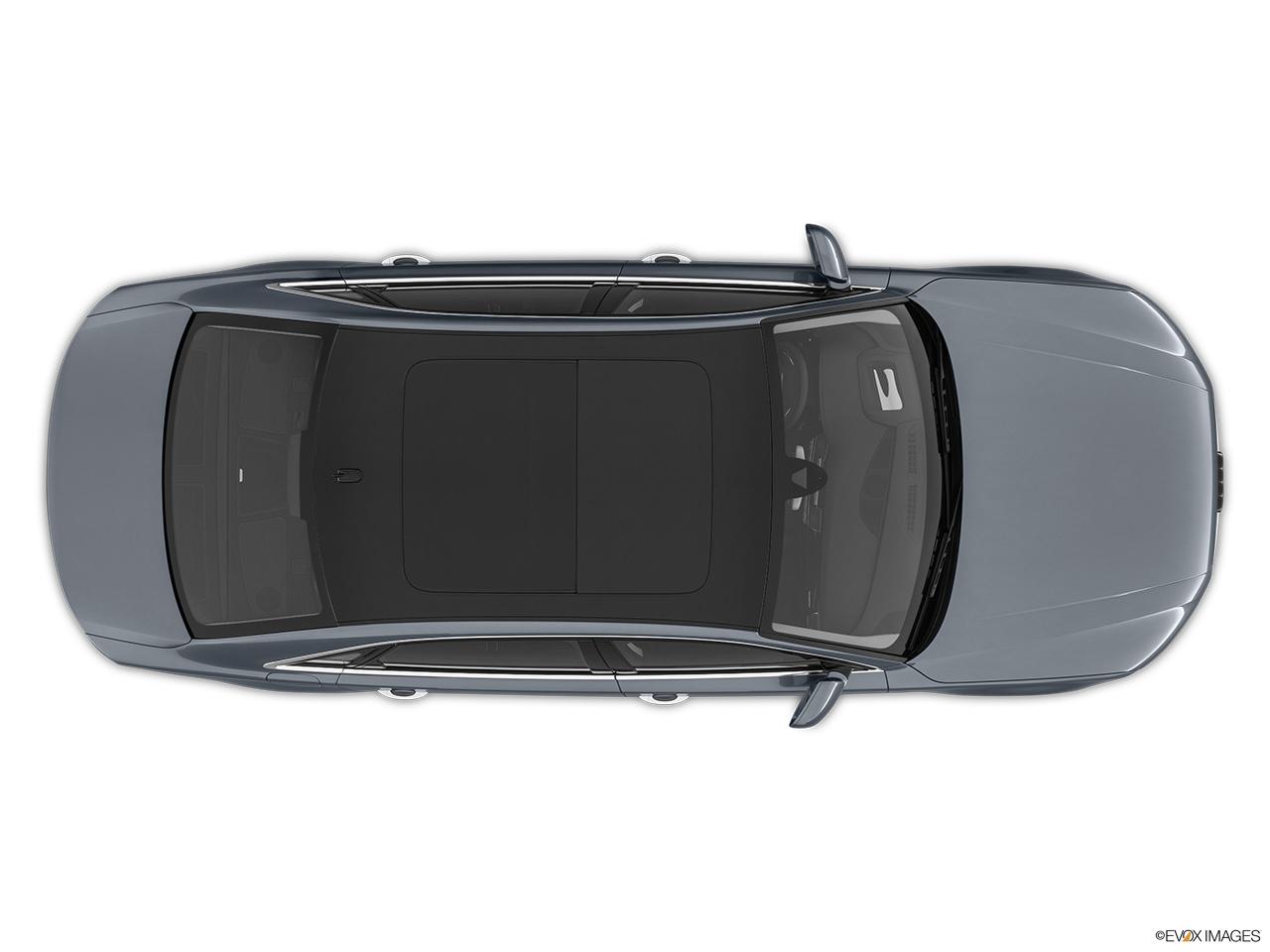 2015 Audi A8 L Sedan 6 3l Overhead