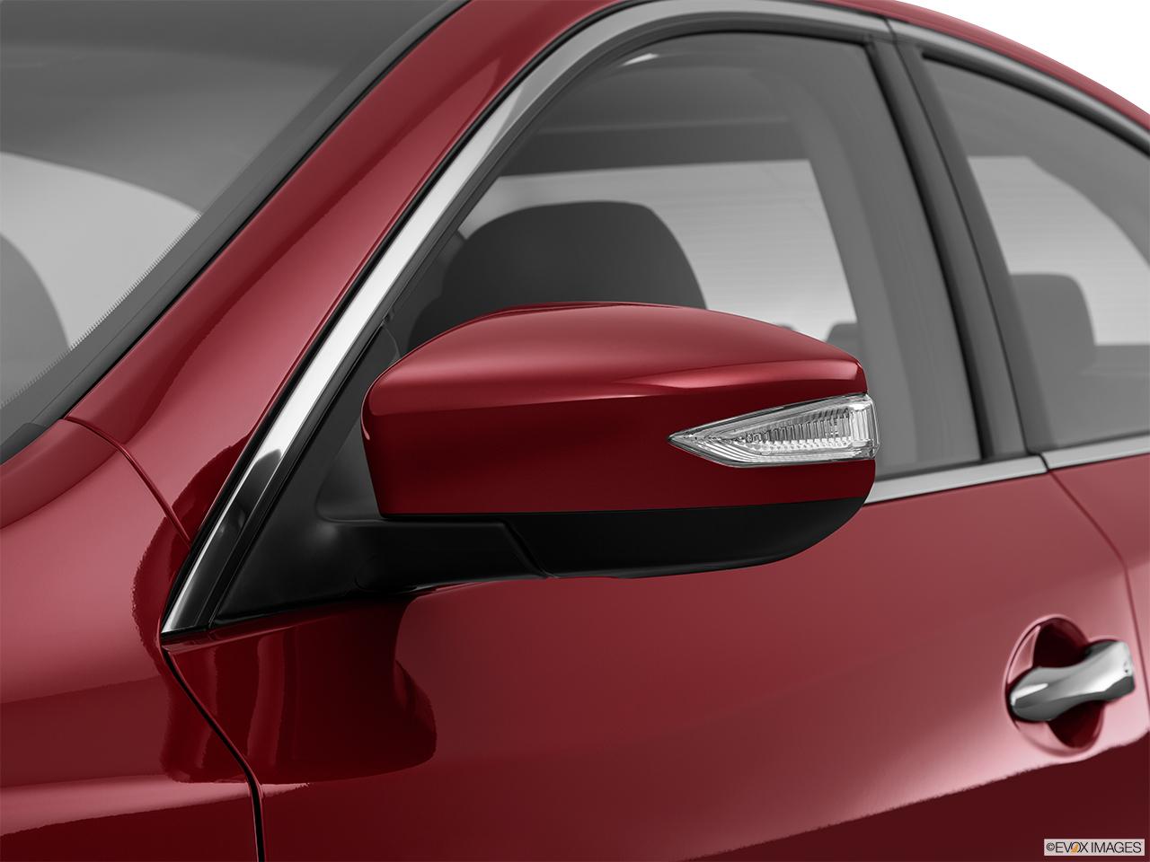 2015 Nissan Altima I4 2 5 Sl Sedan Front Angle View 2015 Nissan