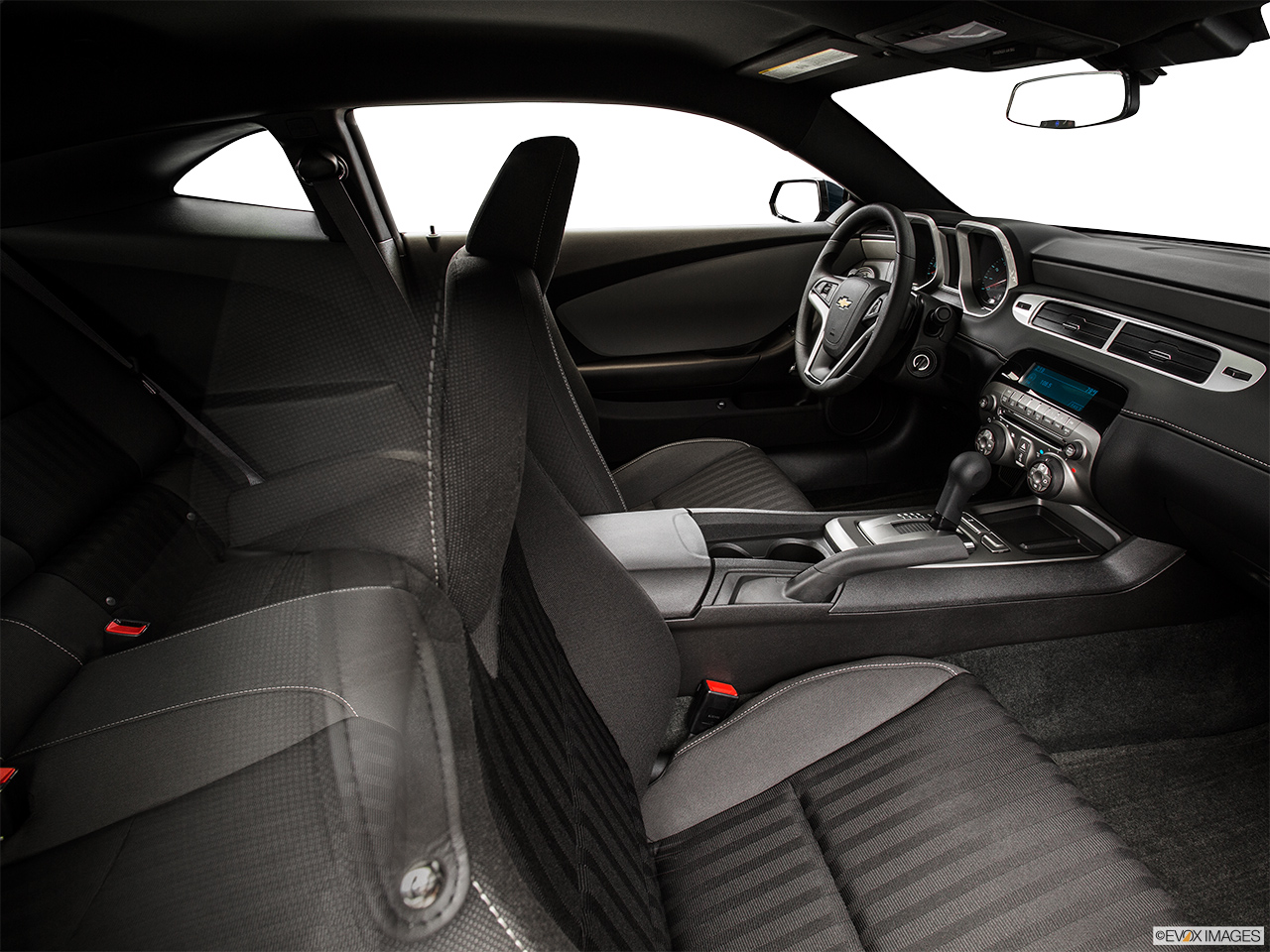 Charming 2015 Chevrolet Camaro LS W/2LS Coupe   Fake Buck Shot   Interior From  Passenger Nice Ideas