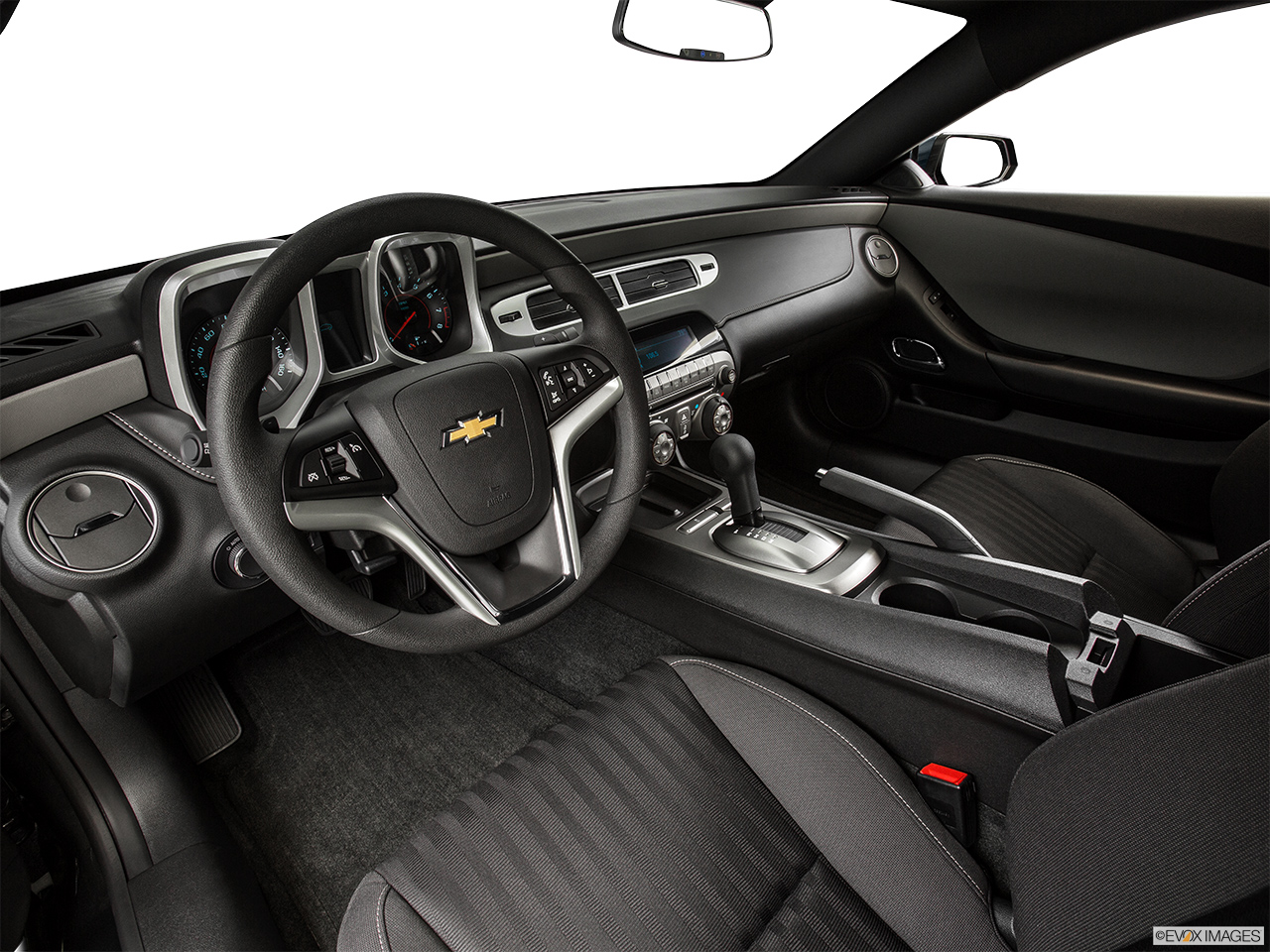 2015 Chevrolet Camaro LS W/2LS Coupe   Interior Hero (driveru0027s Side) Good Looking