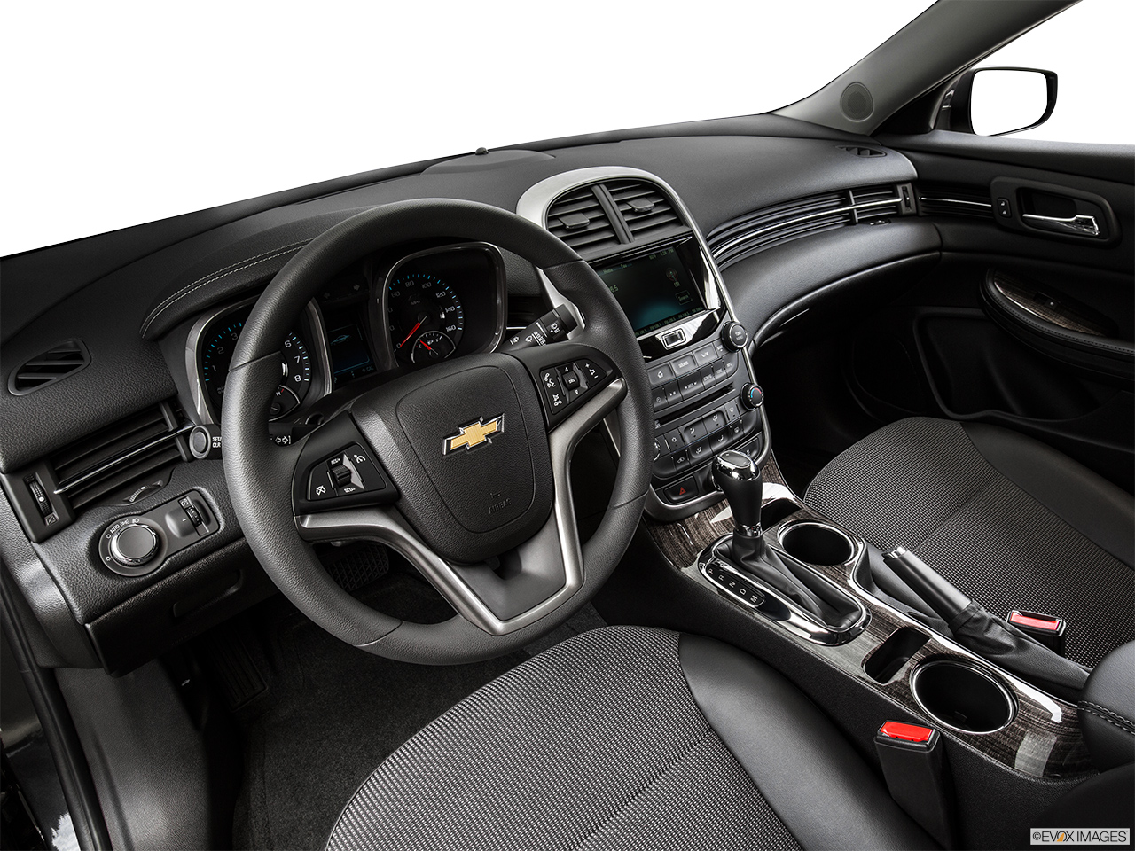 2015 Chevrolet Malibu LS W/1LS Sedan   Interior Hero (driveru0027s Side)