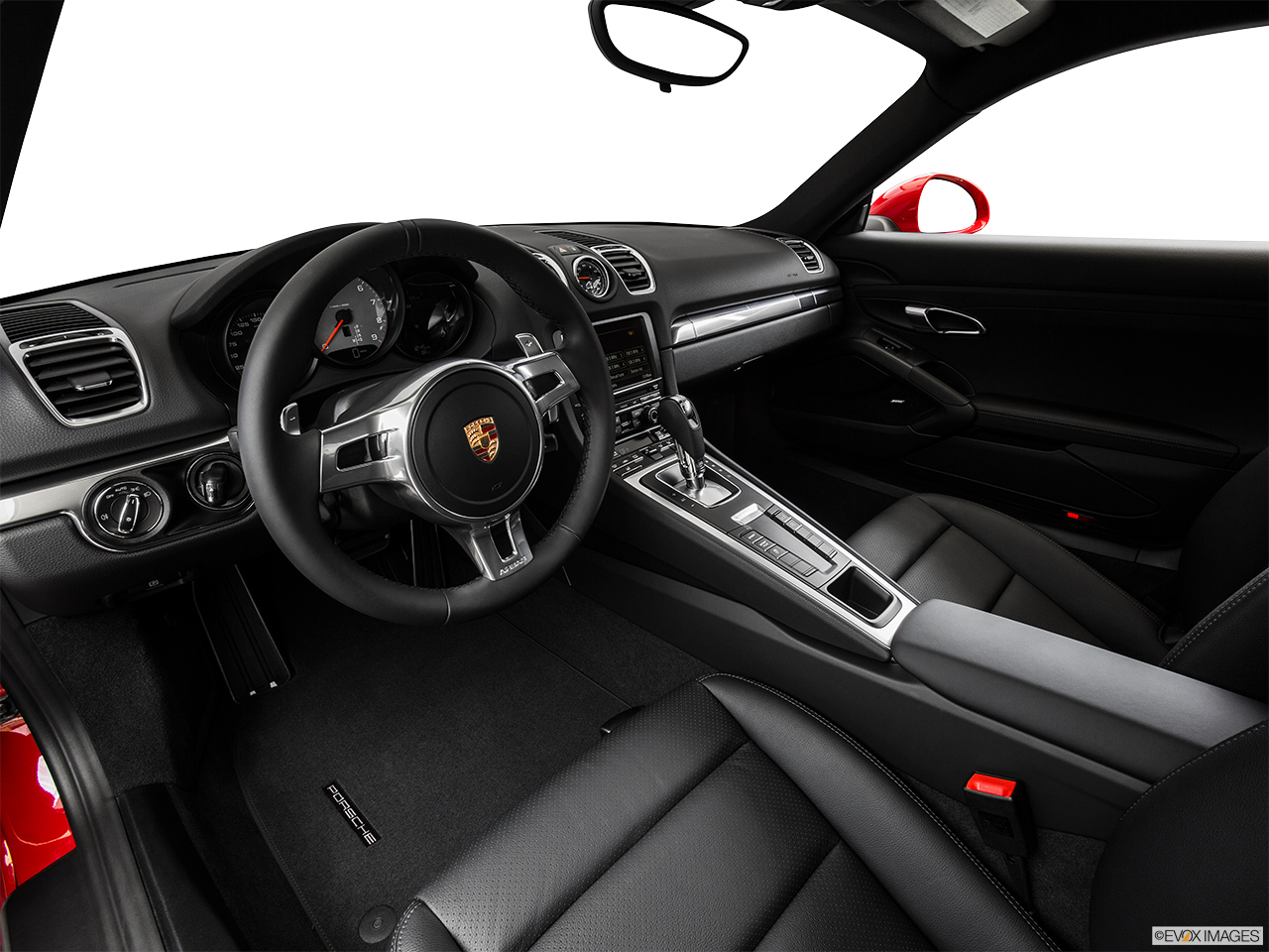 2015 porsche cayman gts coupe interior hero drivers side
