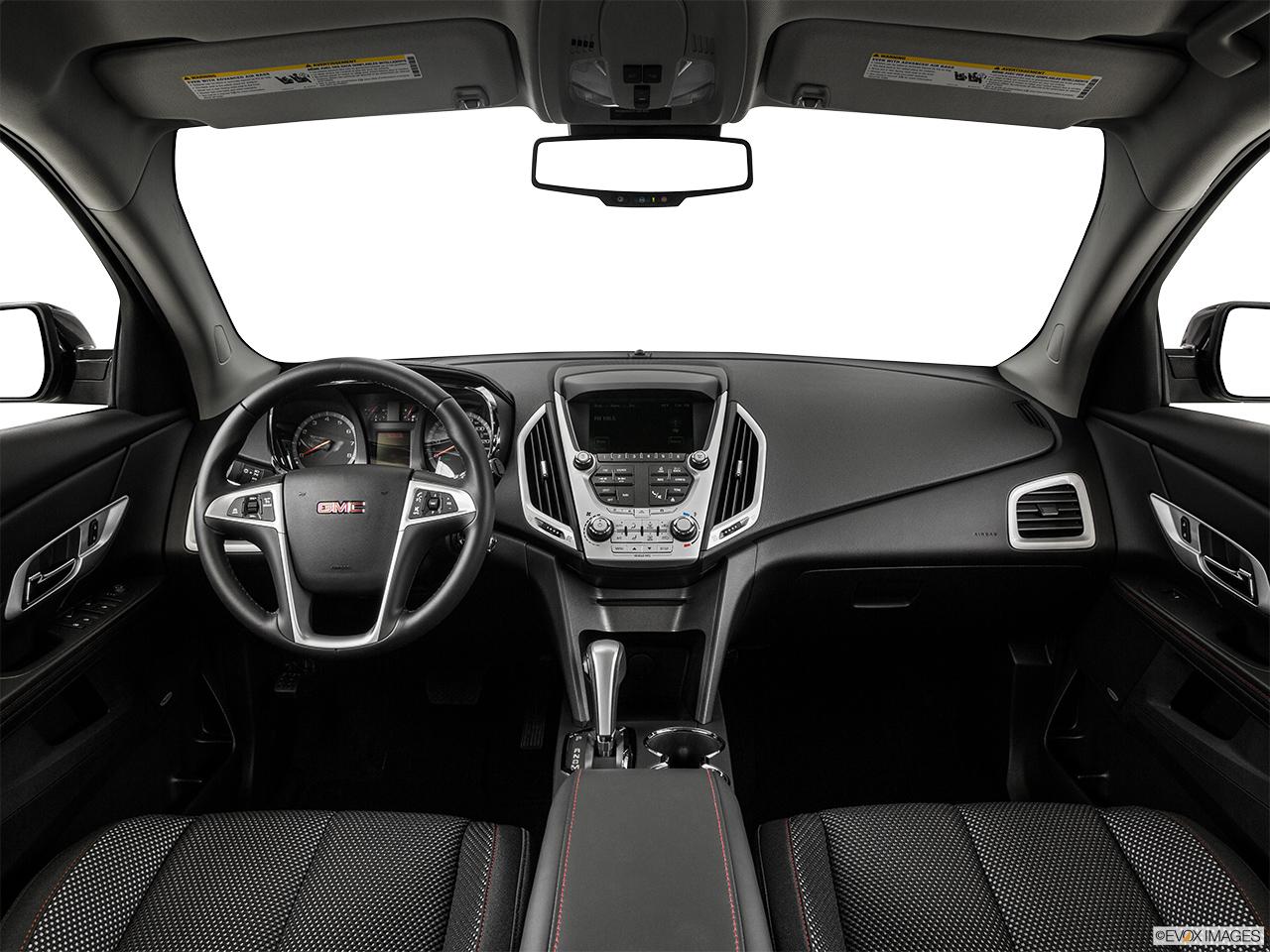 gmc terrain 2015 interior. 2015 gmc terrain fwd 4 door denali centered wide dash shot gmc interior