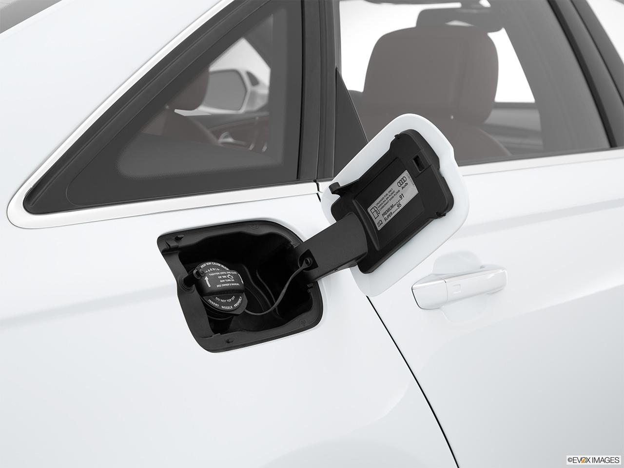 2015 Audi A6 Sedan Quattro 3 0t Premium Plus Gas Cap Open