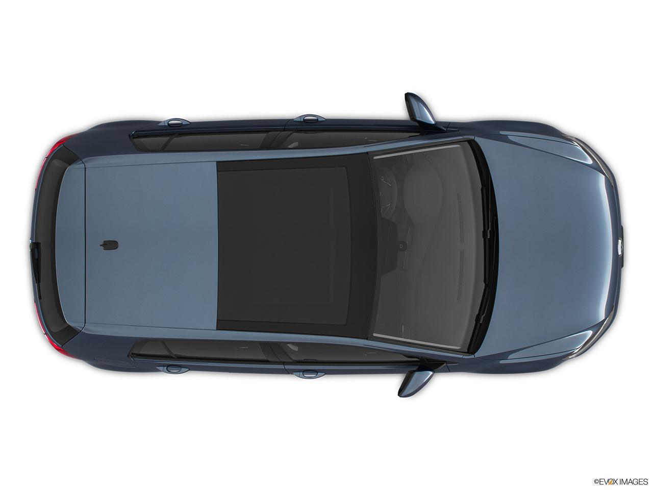 2015 Volkswagen Golf Manual TDI SEL Hatchback - Overhead