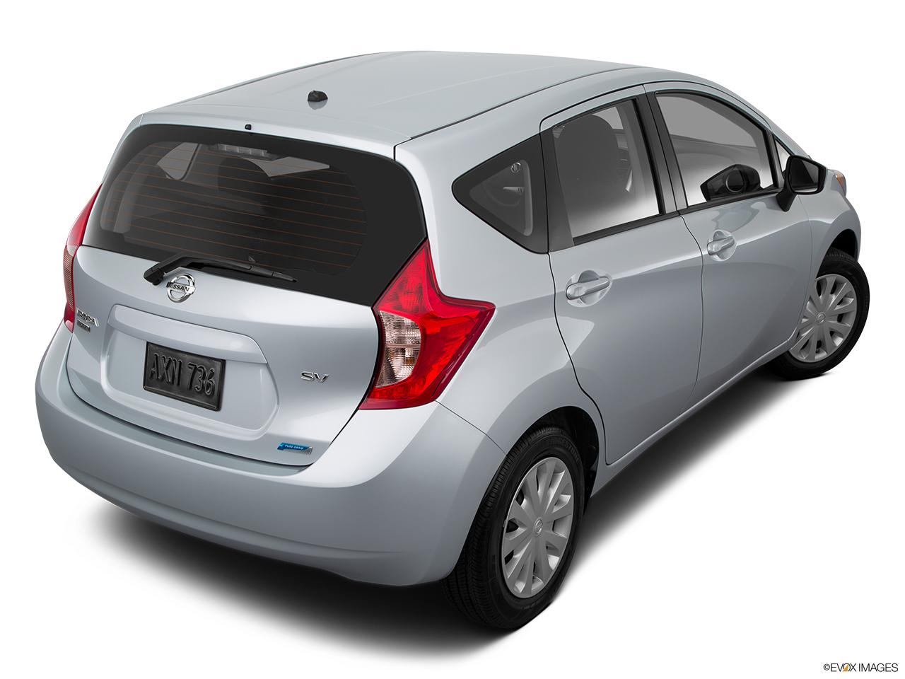 2015 Nissan Versa Note 5 Door CVT 1.6 SV Hatchback - Rear ...