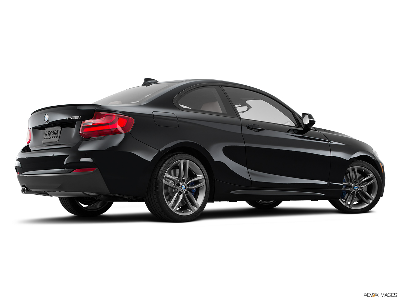 2015 Bmw 2 Series Coupe 228i Xdrive Awd Low Wide Rear 5 8