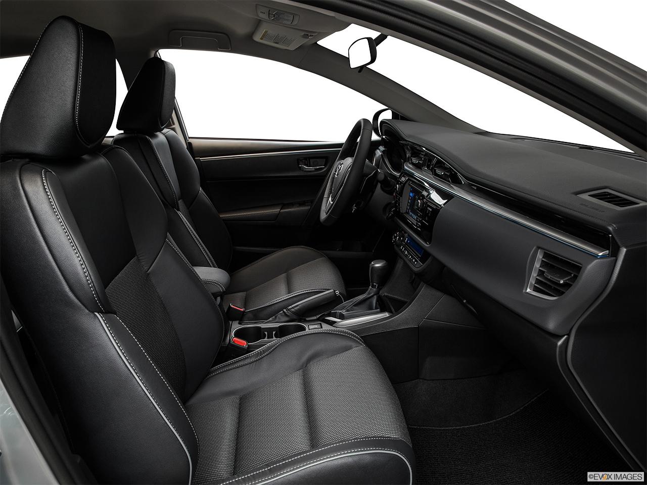 2015 Toyota Corolla 4dr Sedan Manual S Plus - Passenger seat