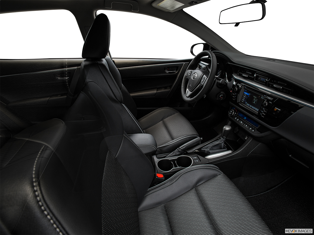 2015 Toyota Corolla 4dr Sedan Manual S Plus - Fake Buck Shot - Interior  from Passenger