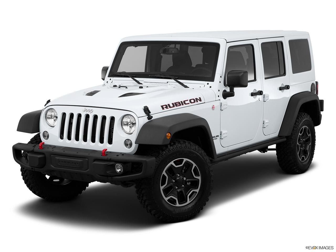 jeep wrangler 4 door price