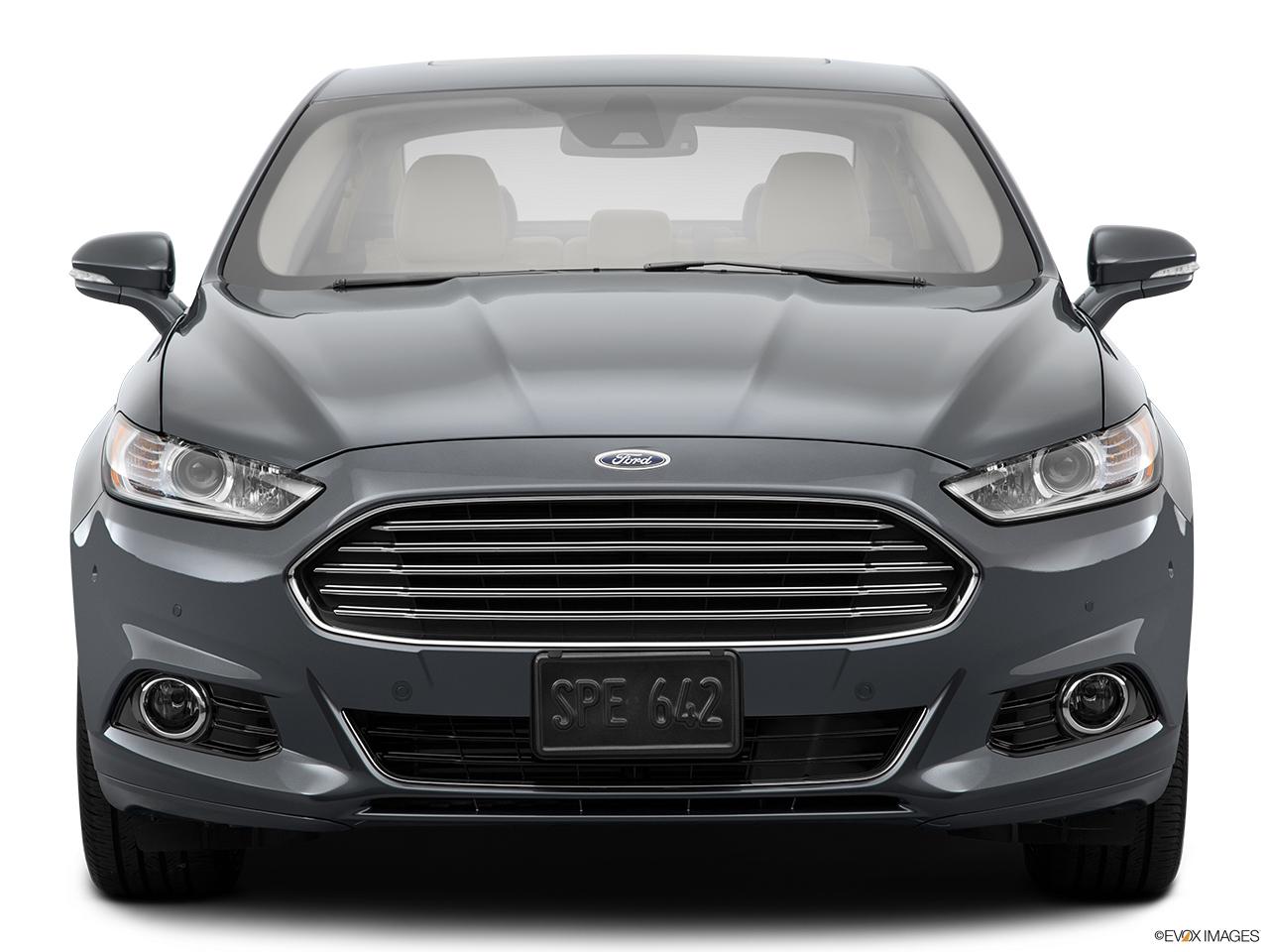 2015 Ford Fusion 4dr Sedan Titanium Hybrid Fwd Front