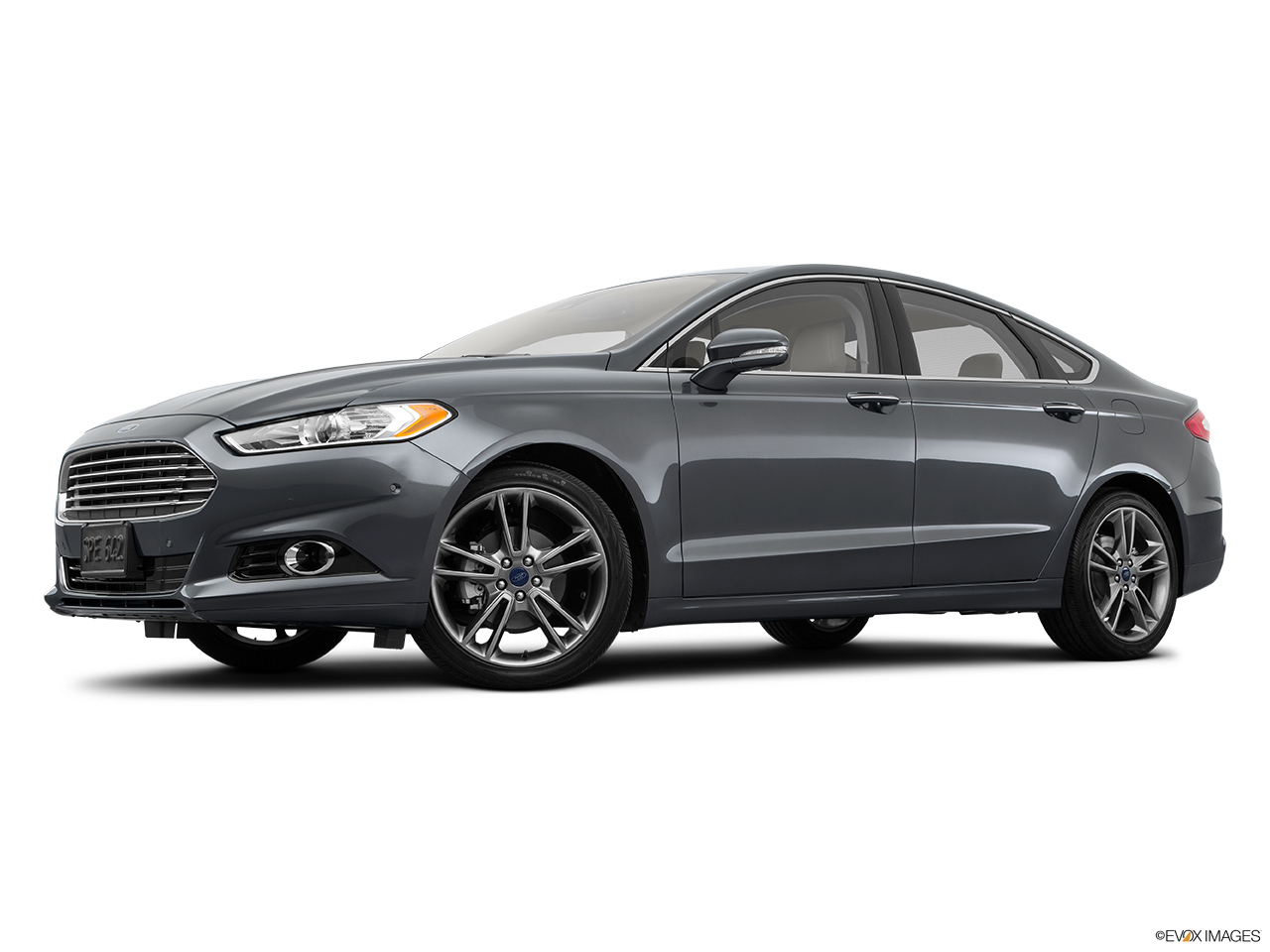 Ford Fusion St >> 2015 Ford Fusion 4dr Sedan Titanium FWD - Low/wide front 5/8