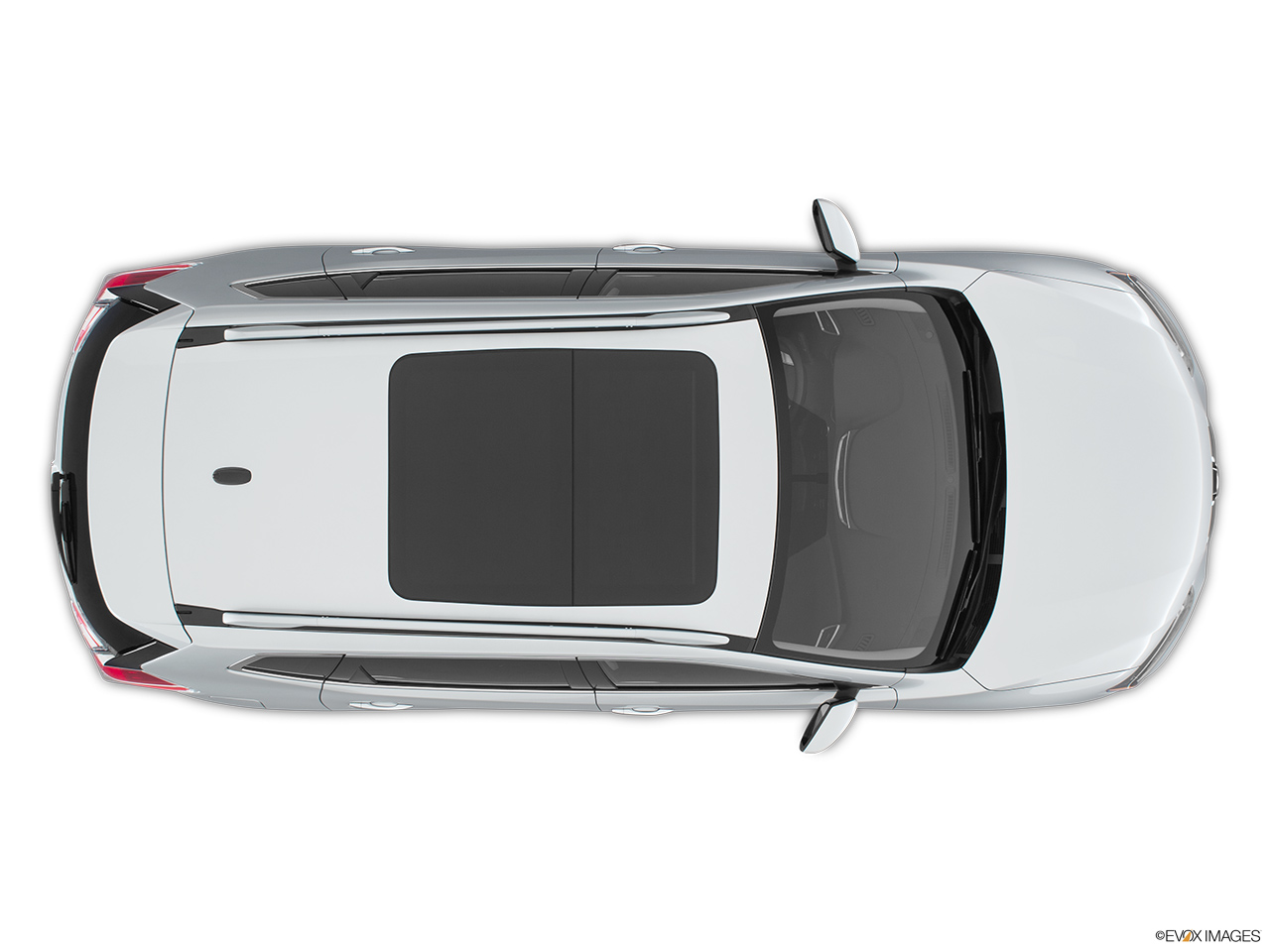 2015 Nissan Rogue Awd 4 Door Sv Overhead