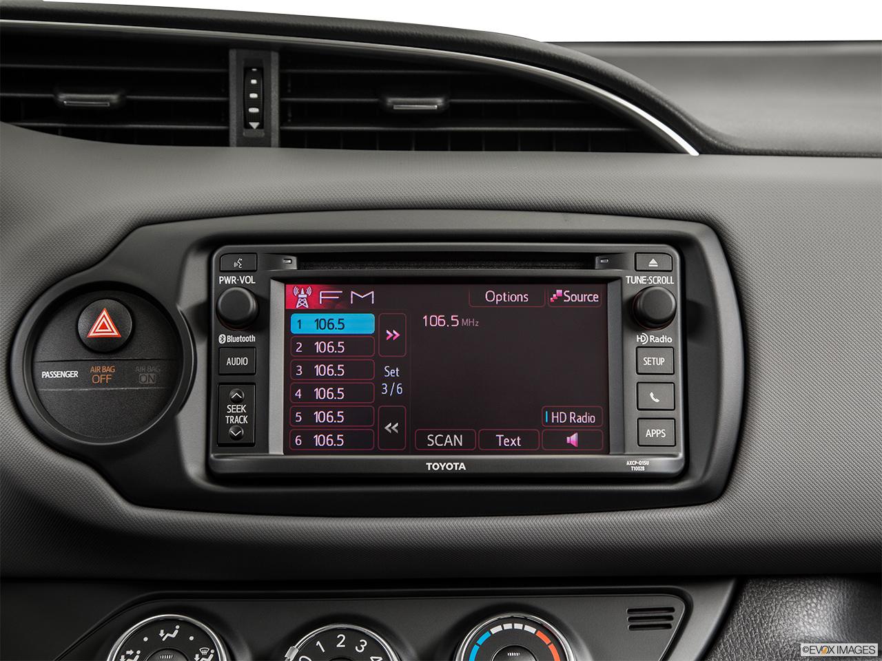 Toyta Yaris 2015 Manual Need Wiring Diagram From Radio Harness2002ls430radio3jpg Array Toyota 5dr Liftback Se Front Angle View Rh Carnow Com