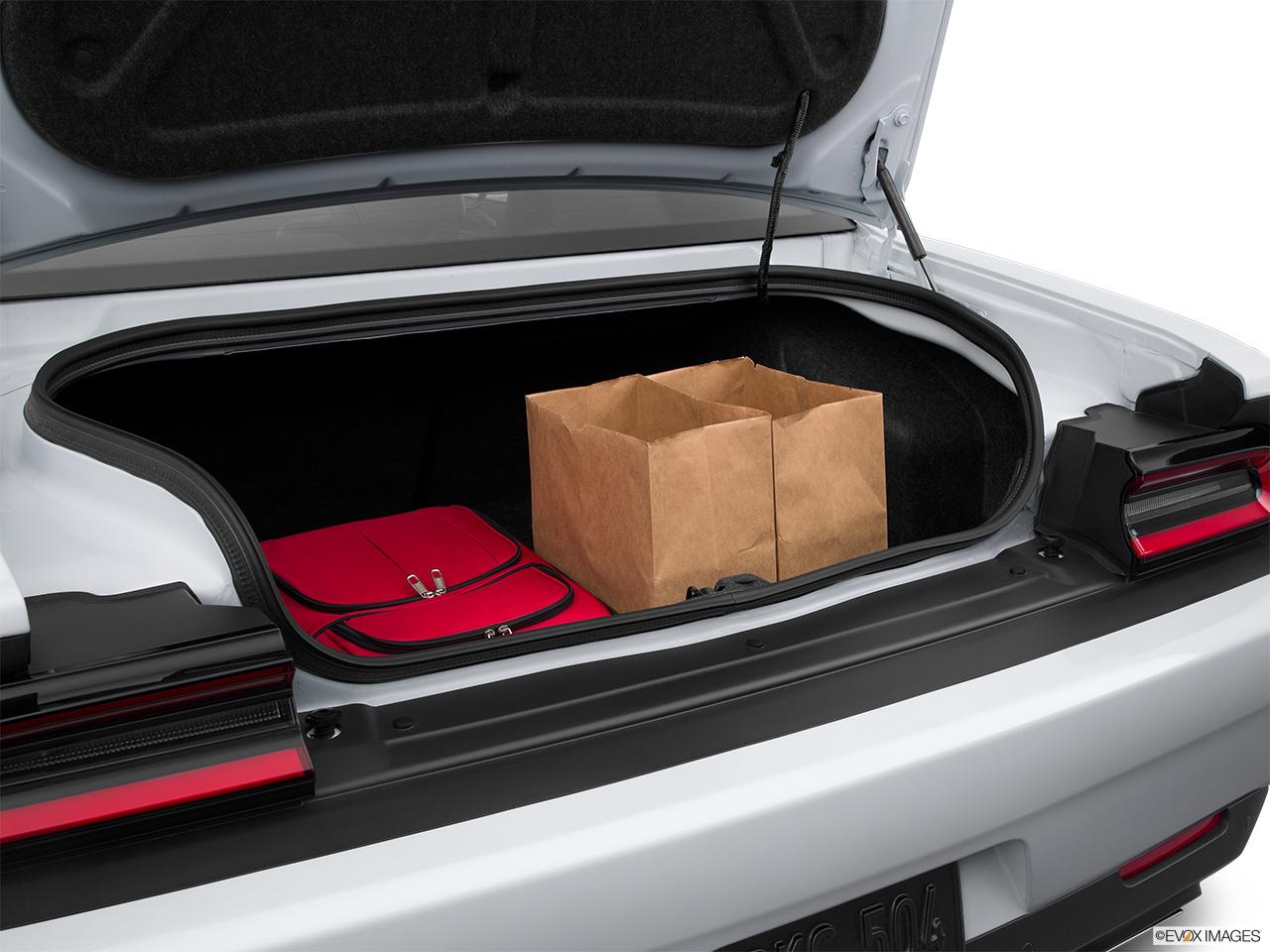 Challenger Scat Pack >> 2015 Dodge Challenger R/T Scat Pack Shaker Coupe - Trunk props