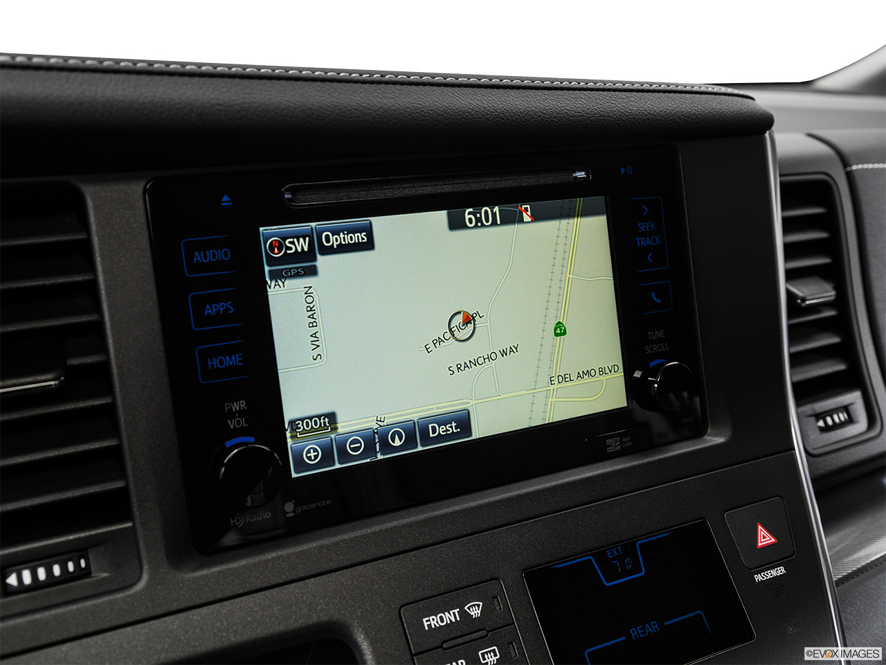 2015 toyota sienna navigation system