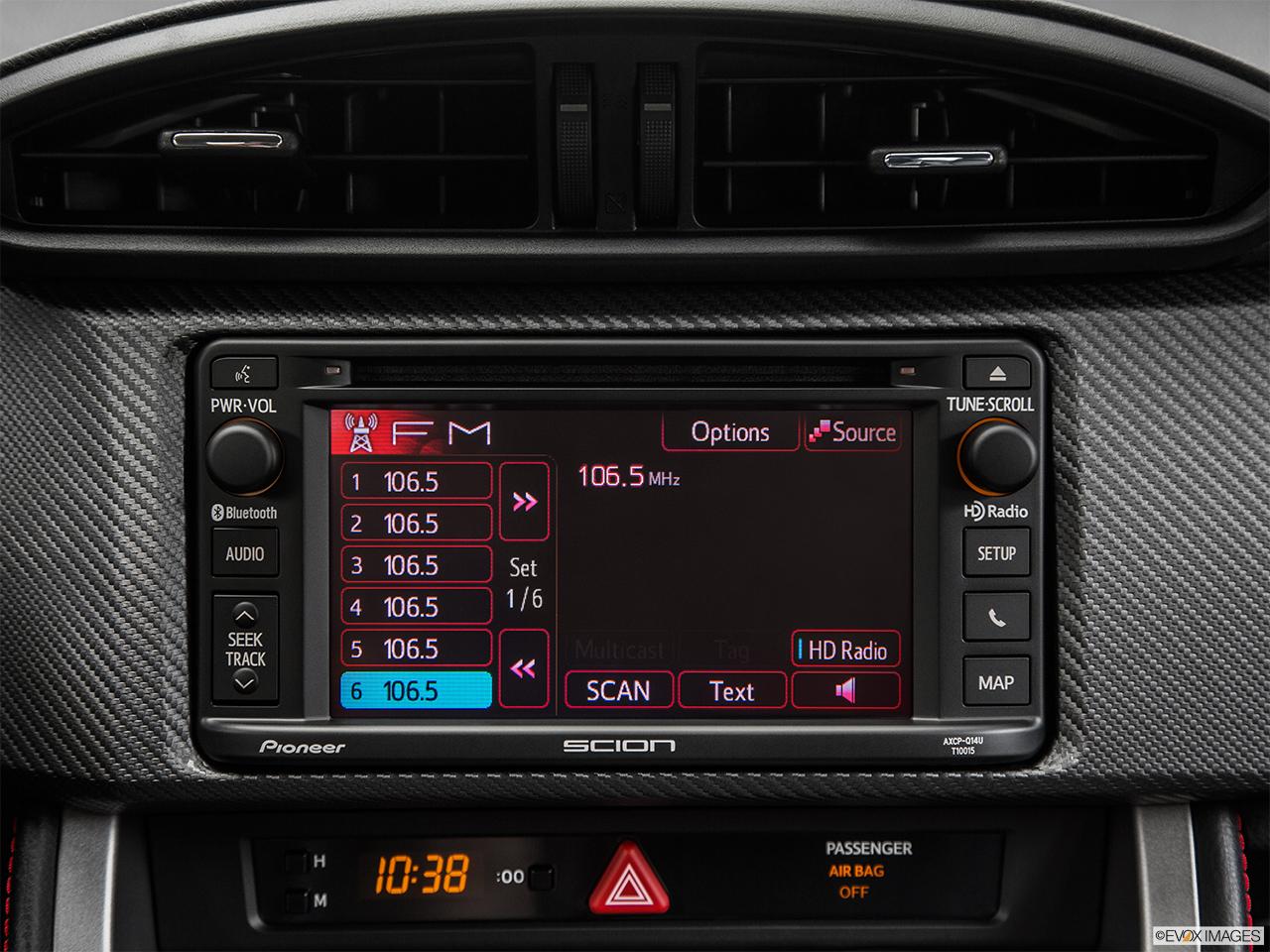 2015 scion fr s manual se coupe front angle view 2015 scion rh carnow com scion frs pioneer radio manual 2013 Scion FR -S