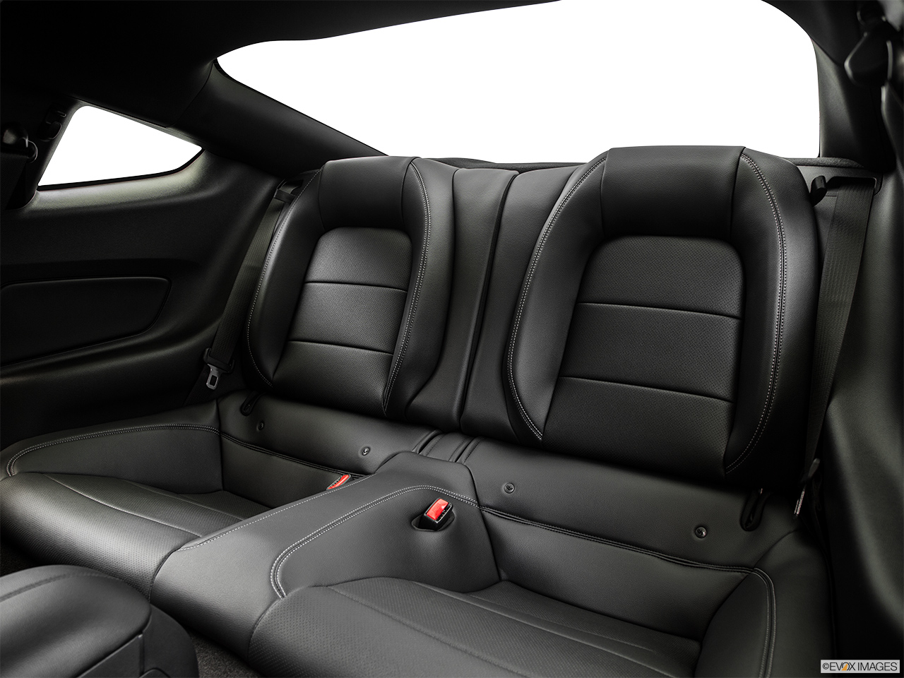 2015 Ford Mustang 2 Door Fastback Gt Rear Seats From
