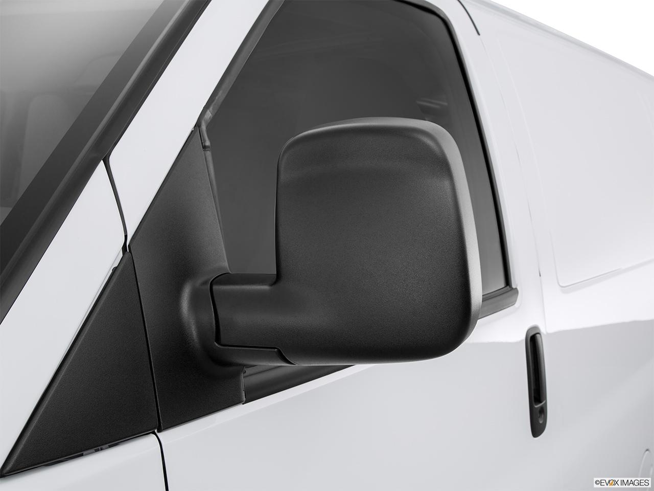 st jpg 2015 chevrolet express cargo van rwd 2500 155 paratransit driver s side mirror rear