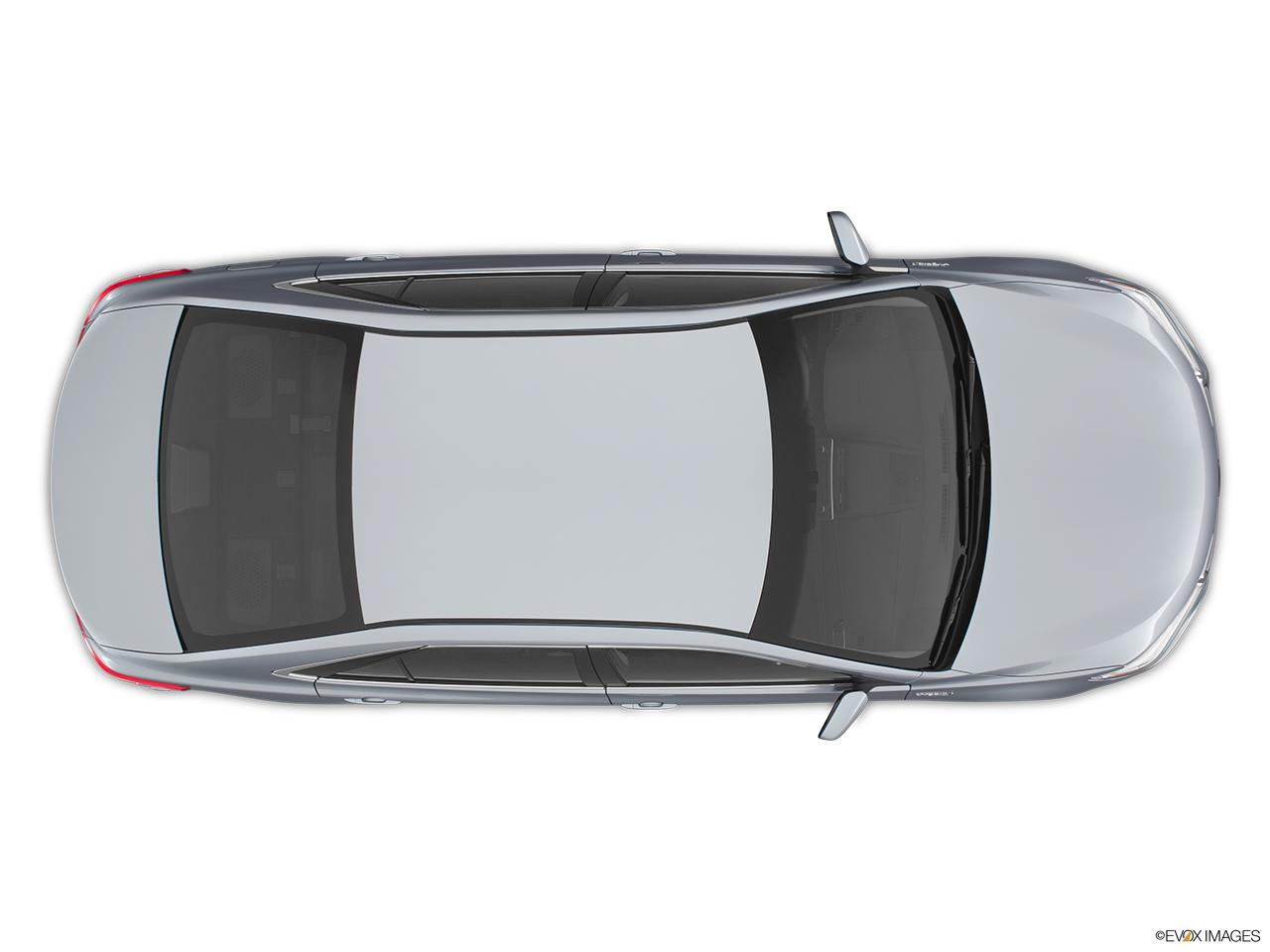 2015 Toyota Camry Hybrid Le Se Sedan Overhead