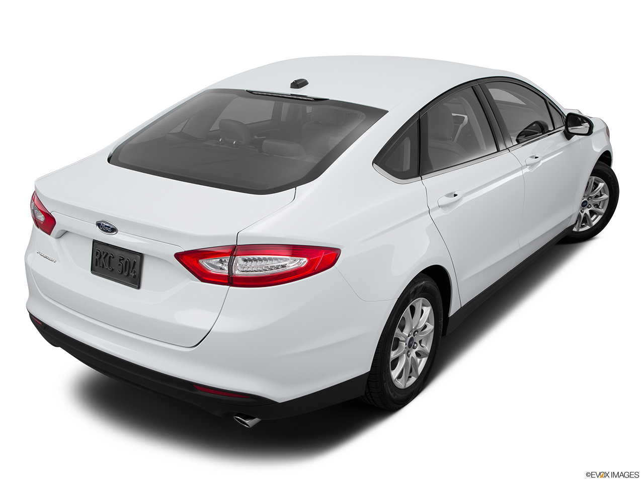 2015 Ford Fusion 4dr Sedan S Fwd Front Angle View 2015 Ford
