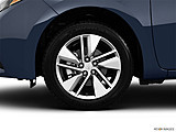 2015 Toyota Corolla 4dr Sedan CVT LE Plus - Front Drivers side wheel at profile
