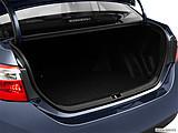 2015 Toyota Corolla 4dr Sedan CVT LE Plus - Trunk open