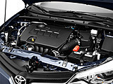 2015 Toyota Corolla 4dr Sedan CVT LE Plus - Engine