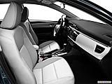2015 Toyota Corolla 4dr Sedan CVT LE Plus - Passenger seat