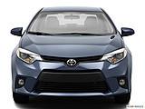 2015 Toyota Corolla 4dr Sedan CVT LE Plus - Low/wide front