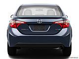 2015 Toyota Corolla 4dr Sedan CVT LE Plus - Low/wide rear
