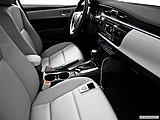 2015 Toyota Corolla 4dr Sedan CVT LE Plus - Auxiliary jack props