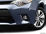 2015 Toyota Corolla 4dr Sedan CVT LE Plus - Driver's side fog lamp